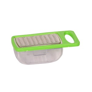 Mini Cheese Grater with container