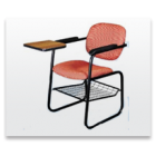 Class Room Chair, Writing Pad Chair, Students Chair