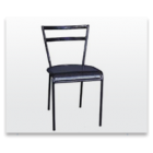 Steel Chair, Visitor Chair
